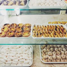 A Few Snapshots from Lisbon, Portugal :: This is Glamorous - Pastries - Portuguese Sweets