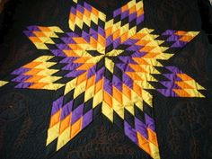 Quilt Lovers Cafe - Native Star Quilts