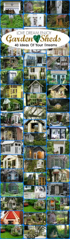 When you need additional storage for your home or garden, you can either buy a shed or you canbuild one yourself. You don't have to be a professional carpenter to build a shed, you just need to find a good set of shed building plans. There are many places to find plans for building a storage shed and by using the plans, you can build yourself a good custom shed. WHY USE BUILDING PLANS? Whether you're an experienced carpenter or not, plans for building any size structure are essential. They…