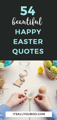 54 Inspirational Happy Easter Quotes and Spring Sayings Happy Easter Quotes, Happy Quotes, Easter Sayings, Spring Quotes, Easter Religious, Easter Projects, Mindset Quotes, Flower Quotes, Spring Recipes