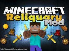 Xeno's Reliquary Mod Minecraft 1.5.2