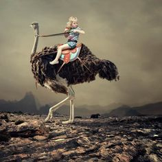 Impressive Photo Manipulations by Caras Ionut