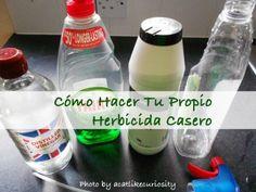 Como Hacer Tu Propio Herbicida Casero