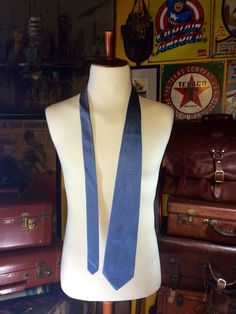 A personal favorite from my Etsy shop https://www.etsy.com/listing/248085350/brooks-brothers-all-silk-blue-tie