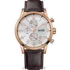 Mens Hugo Boss Chronograph Watch 1512519