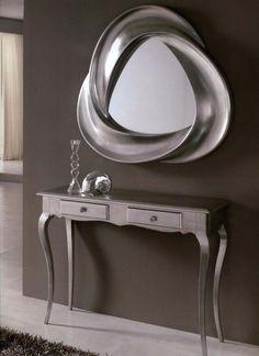 Espejos modernos modelo PLATON. Decoración Beltrán, tu tienda online de espejos.