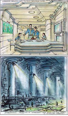 Ideas For Fallout Concept Art Awesome Fallout 3, Fallout Cosplay, Fallout New Vegas, Fallout Vault, Bioshock Cosplay, Fallout Concept Art, Game Concept Art, Vault Dweller, Apocalypse Art