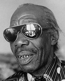 """Fess. NOLA piano legend, Prof. Longhair whose voice was once termed """"freak unique."""""""