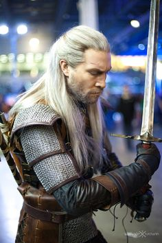 ComicCon 2014, Moscow / The Witcher