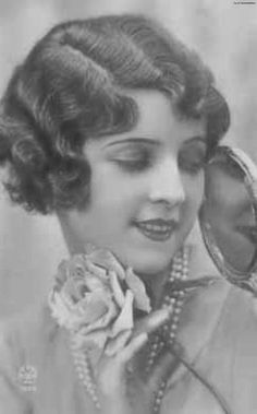 1920's HAIR STYLES | 1920′s Hairstyles and Haircuts turn back. Full size picture 373 ...