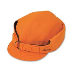 Filson SM Blaze Orange Big Game Upland Hat 60065 Hunting Hat 717ff9f5c