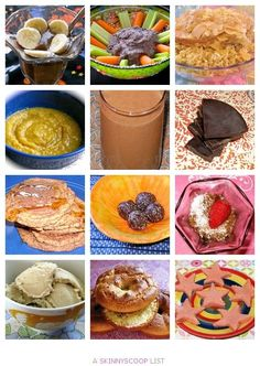 Skinnymom's favorite Gluten Free Recipes!
