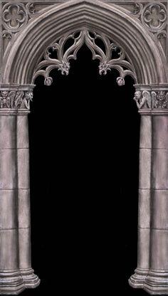 Dark Gothic Portal by ~dashinvaine