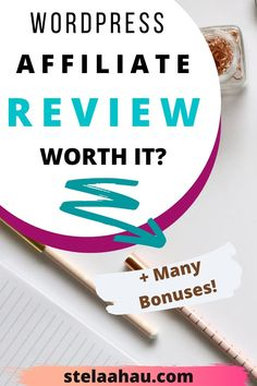 Why did I choose to take this course, what is the temary, what did I learn, is it worth it? - WP Affiliate Review Bonus - WP Affiliate Suite Pricing Discount and Bonuses #wordpress #wordpresstheme