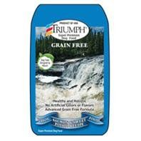 Triumph GrainFree Salmon and Sweet Potato Dog Food 14 lb Bag -- See this great product. (Note:Amazon affiliate link)