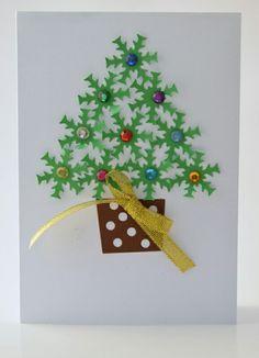 Nápady Na Vánoční Přáníčka - Yahoo Image Search Results Christmas Cards, Christmas Tree, Christmas Ornaments, Advent, Winter, Holiday Decor, Crafts, Image Search, Preschool