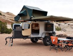I Need This. _____________________________ SEVEN OFF-ROAD TRAILERS FOR YOUR NEXT ADVENTURE :: MOBY 1 XTR