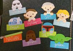 Star Wars RA door decs