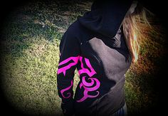 Check out this item in my Etsy shop https://www.etsy.com/listing/285032108/wolvenstyle-demon-hunter-hoodie-women