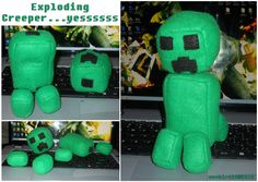 i made a creeper plushie for my awesome little minecraft obsessed niece for christmas.this tutorial helped me a lot [link] i made a few changes and ca. That'ssss a nice deviation you have there. Sewing Kit, Creepers, Plushies, User Profile, Deviantart, Digital, Nice, Creative, Artist