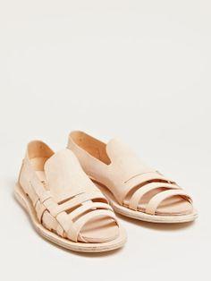 ETS Callatay Womens Flat Weaver Sandal Shoes