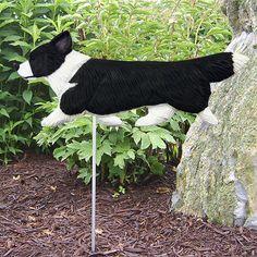 7 Coat Styles-Welsh Corgi (Cardigan) Dog Figure Garden Stake Home Yard & Garden Product, Gifts