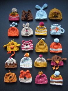Innocent Big Knit 2016 by Sew Silly Lily | Project | Crochet / Hats | Decorative | Accessories | Kollabora