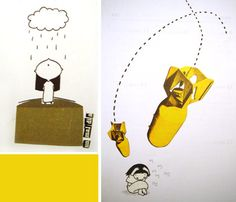 mónica calvo: ilustración
