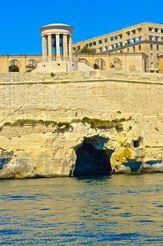 Lower barrakka – Grand Harbour, Malta.
