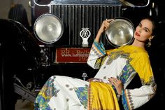 Ittehad Textiles Summer Dresses 2013 for Women