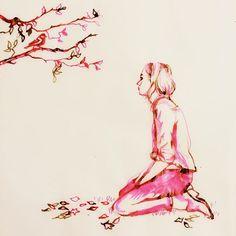 Julia Prusi: Leaves falling #inktober2016 Pen Sketch, Sketches, Illustration Art, Illustrations, Drawing Challenge, Autumn Leaves, My Arts, Portrait, Drawings