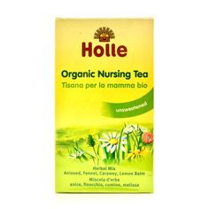 Evergreen Health Foods | Holle Organic Nursing Tea - 30g