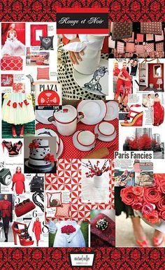 Love Red and Black - Rouge et Noir