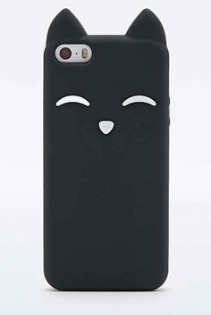 This phone case's little ears add some extra cute into your life. | 23 Ways To Subtly Tell The World You're A Cat Lady