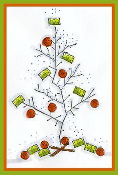 Money Tree For All Seasons Card