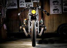 BMW 70' steam punk
