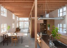 kazu721010:  House in Hikone / Tato Architects