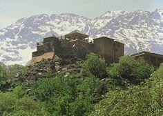 Toubkal mountains