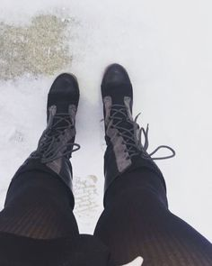 Snow #sorel #adventurelocal #snow by tegansamantha