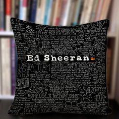 Ed Sheeran Pillow Case Pillow Design Decoration by MBAHBODREK
