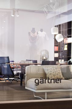 Gärtner Internationale Möbel #Ausstellung #Showroom #Hamburg #Cassina