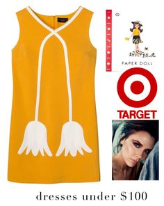 """Victoria Beckham for Target"" by christawallace ❤ liked on Polyvore featuring Victoria Beckham"