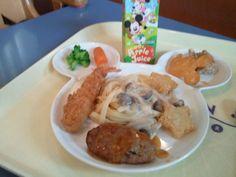 TDL kids meal.