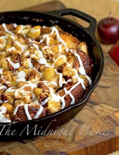 Jack Daniels Apple Cobbler