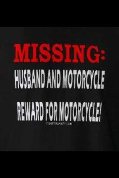 Reward for motorcycle. Shoreline Harley-Davidson www.shorelinehd.com