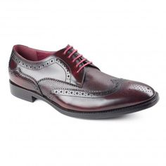 Paletta ZM3773 Burgundy Shoes