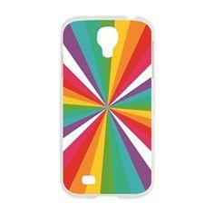 Rainbow Splash Samsung Galaxy S4 Case