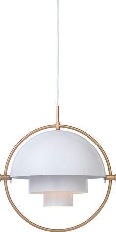 Multi Lite lamp by Gubi Home Lighting, Modern Lighting, Lighting Design, Light Art, Lamp Light, Pendant Lamp, Pendant Lighting, Chandelier, Light Project