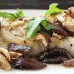 pan seared fish with shiitake mushrooms pan seared fish with shiitake ...