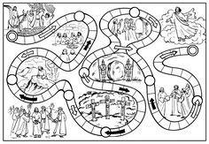 Spielplan für die Karwoche